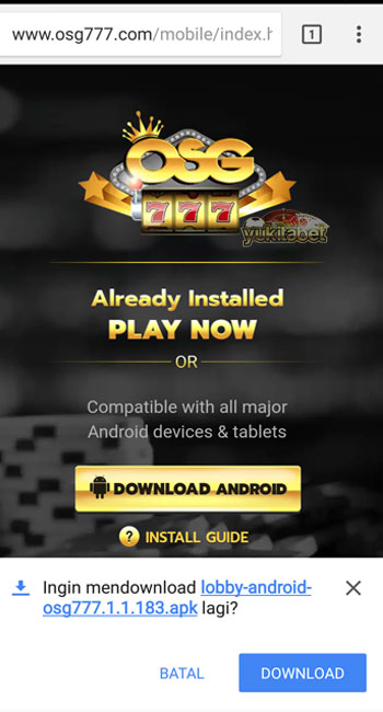Download-dan-install-joker88-android